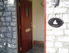 Hardwood Cottage Door