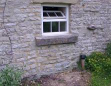 Traditional Hopper Window