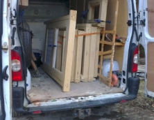 Hardwood Window and Door Delivery