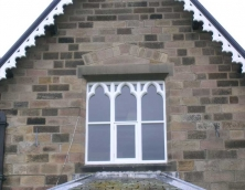 Restoration of a Station House Window